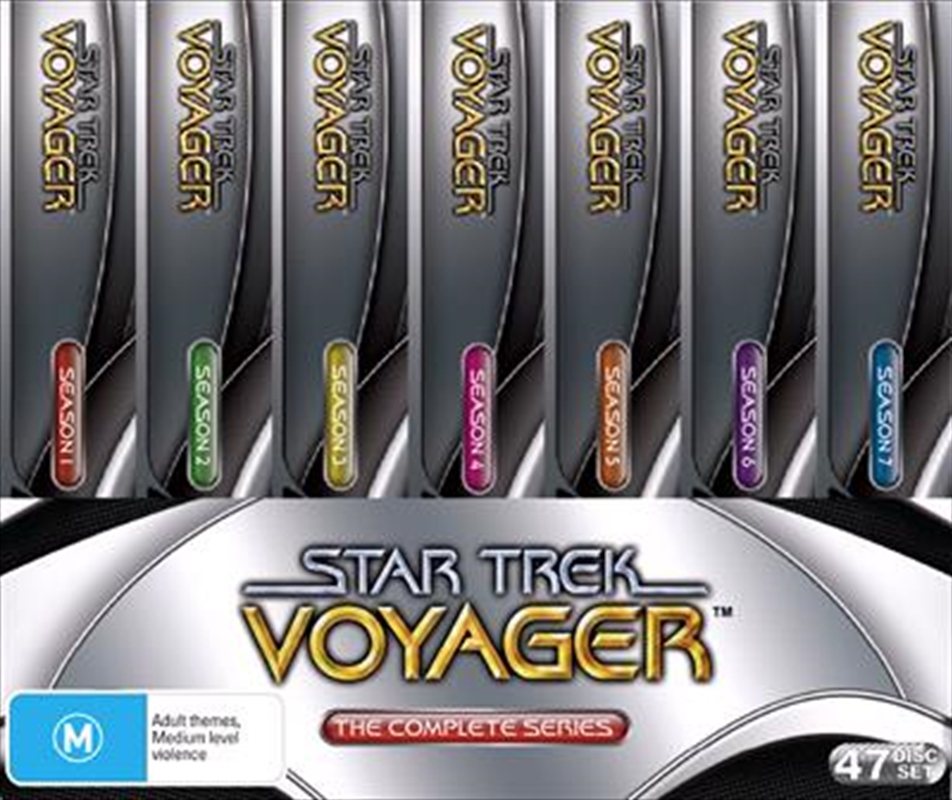 Star Trek Voyager - The Complete Collection | DVD
