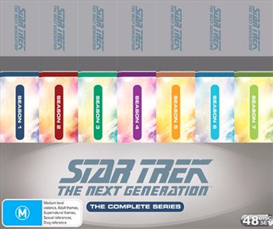 Star Trek - The Next Generation - The Complete Series | DVD