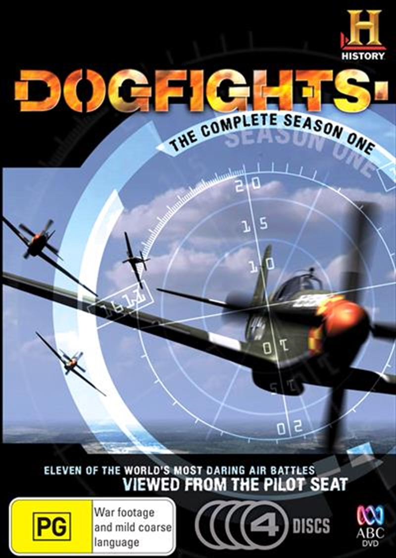 Dogfights: The Complete Season 1 | DVD