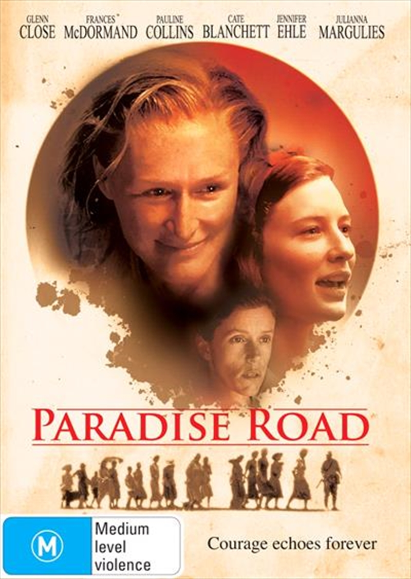 Paradise Road | DVD