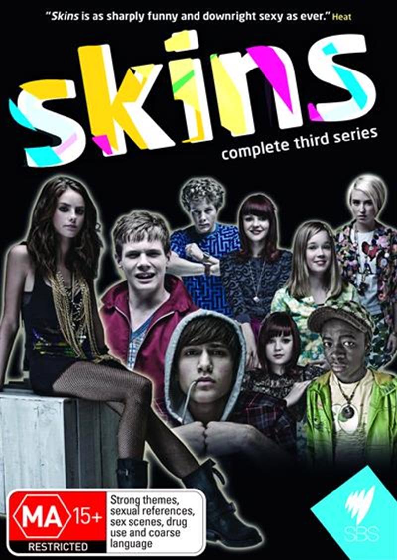 Skins - Series 03 | DVD