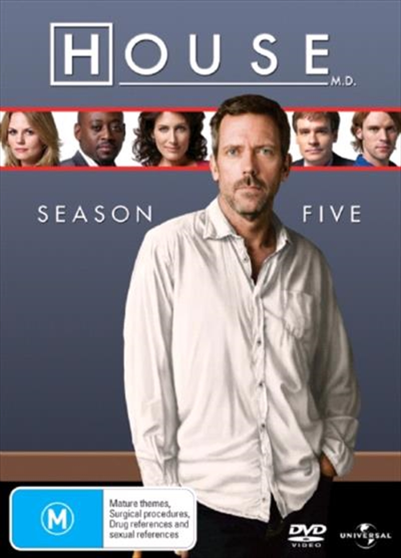 House, M.D. - Season 5 | DVD