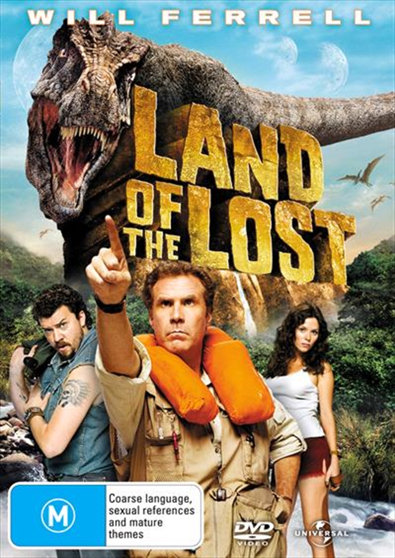 Land Of The Lost | DVD