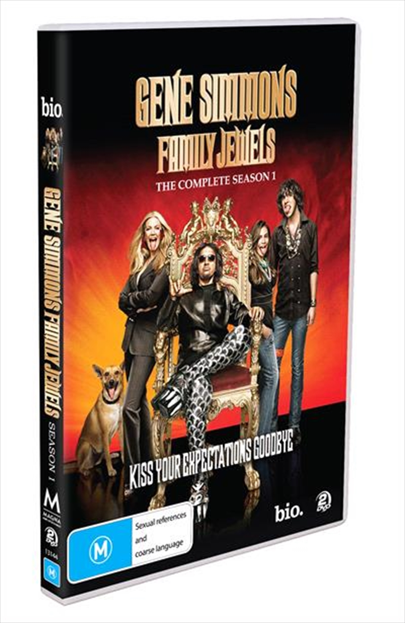 Gene Simmons' Family Jewels - The Complete First Season