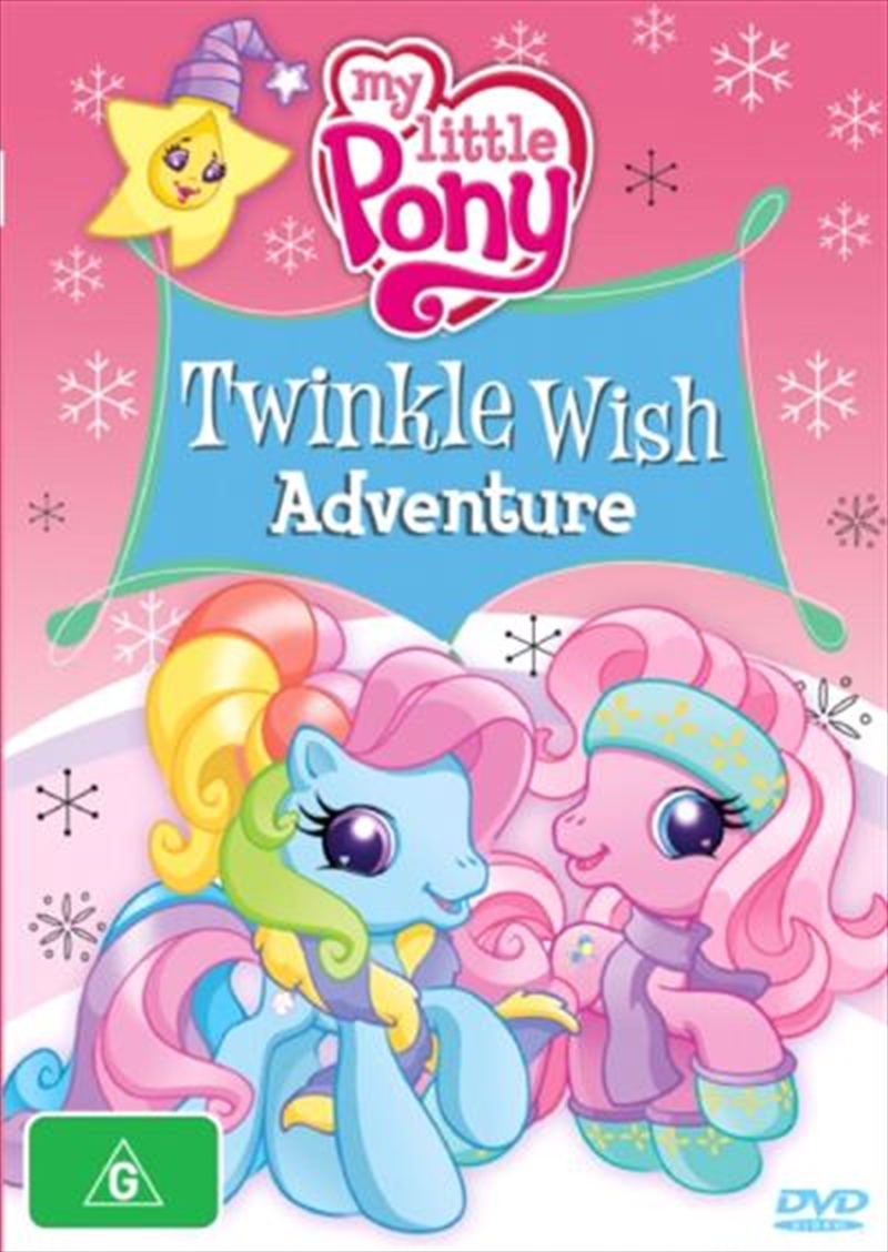 My Little Pony - Twinkle Wish Adventure | DVD