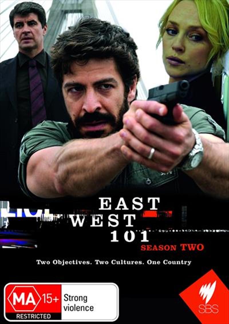 East West 101 - Season 02 | DVD