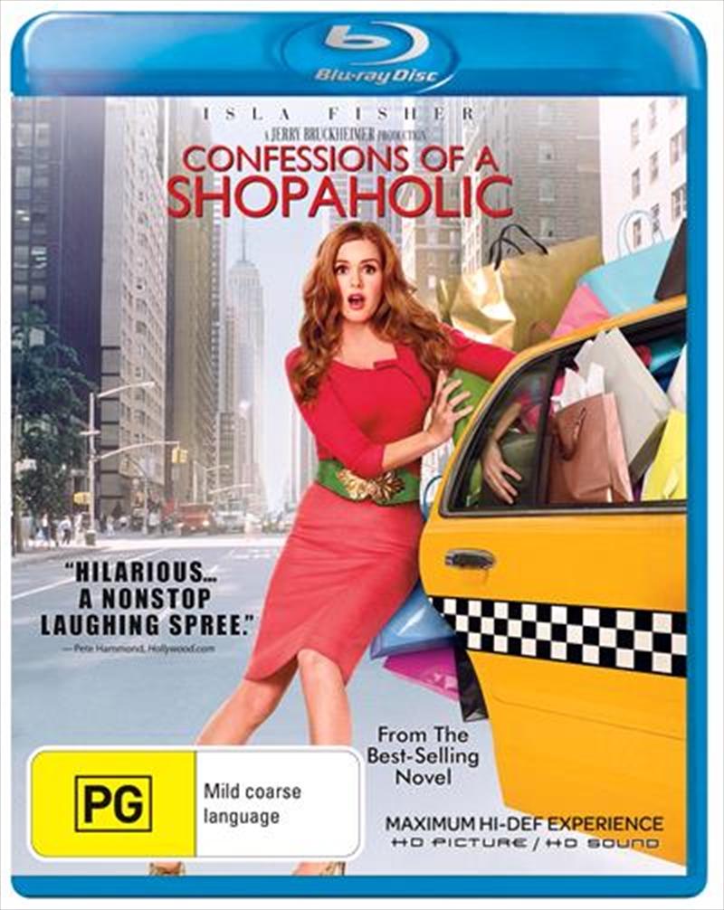 Confessions Of A Shopaholic | Blu-ray