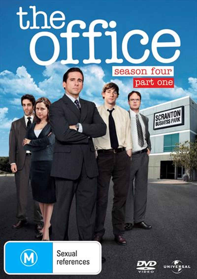 Office - Season 4 - Part 1, The | DVD