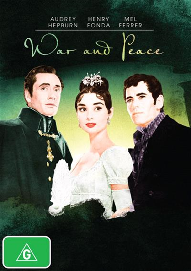 War And Peace - 80 Years Of Audrey   DVD