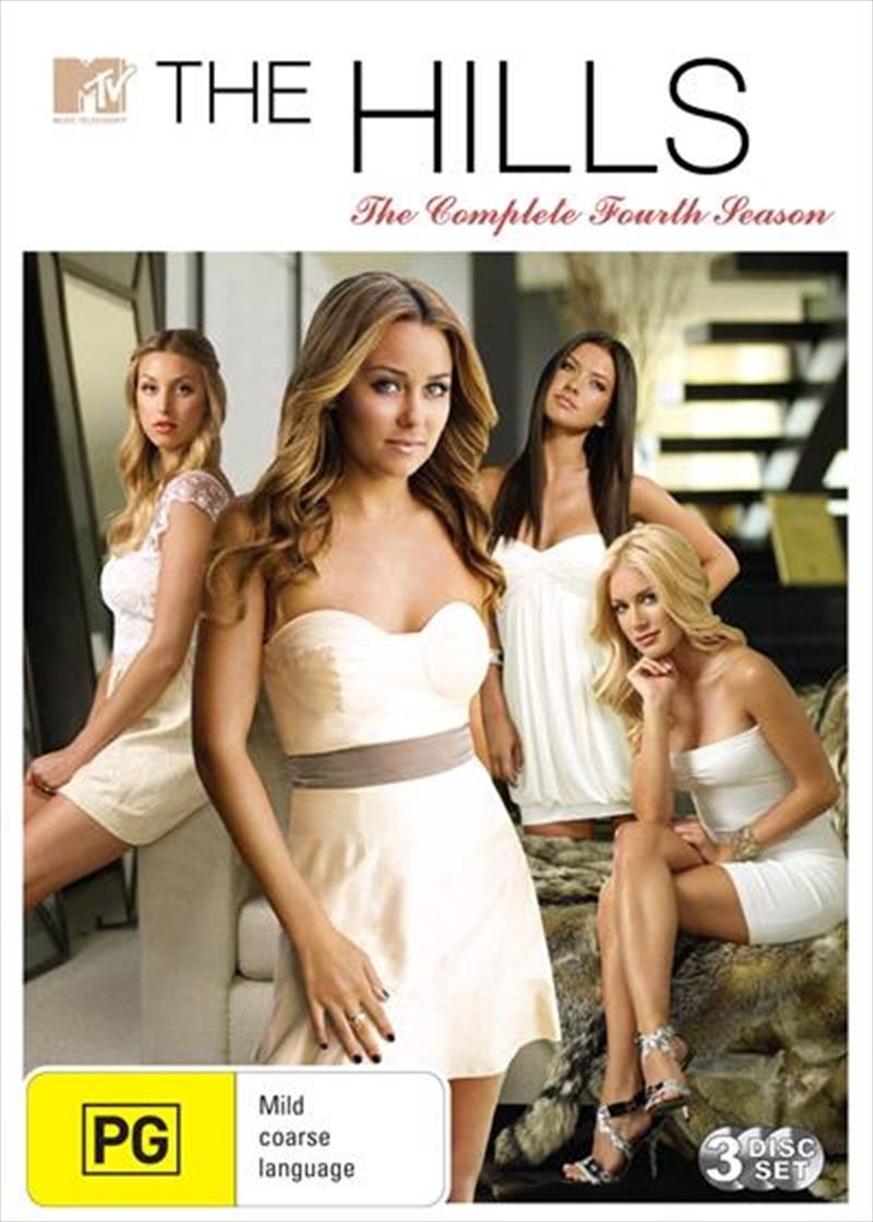Hills - Season 4, The | DVD