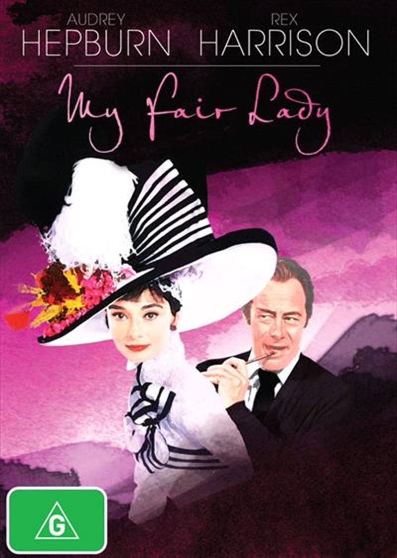 my fair lady musical dvd sanity
