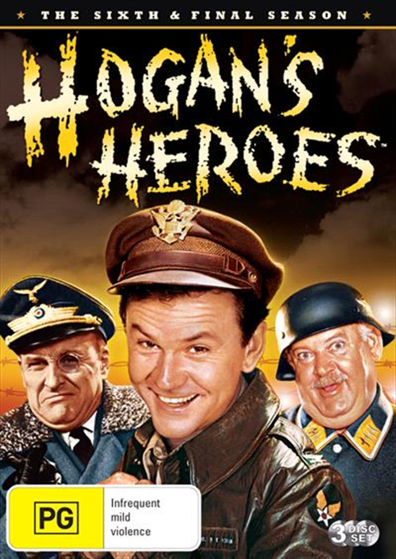 Hogan's Heroes - Season 06 | DVD