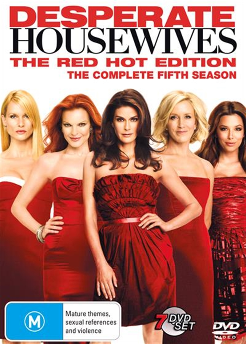 Desperate Housewives - Season 5 | DVD