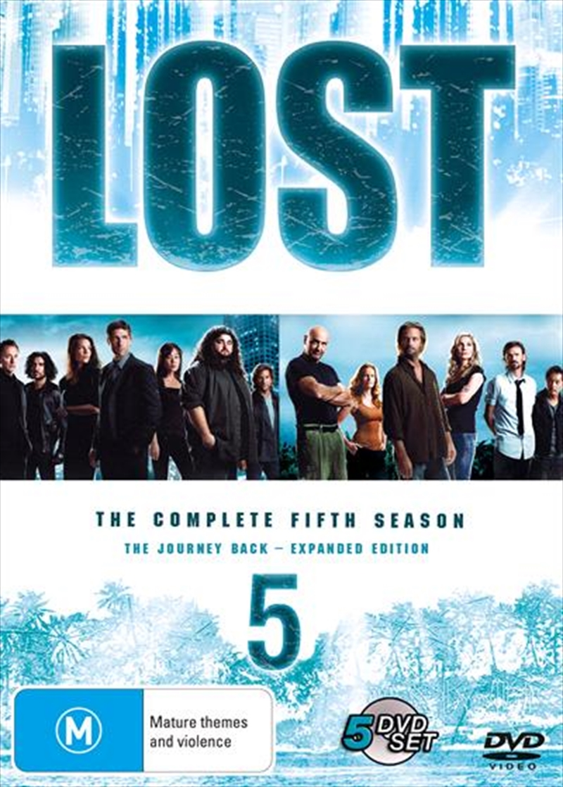 Lost - Season 05 | DVD