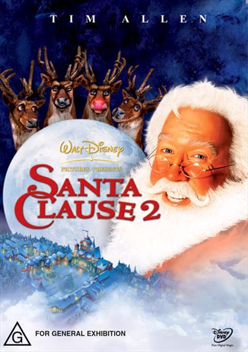 Santa Clause 2, The | DVD