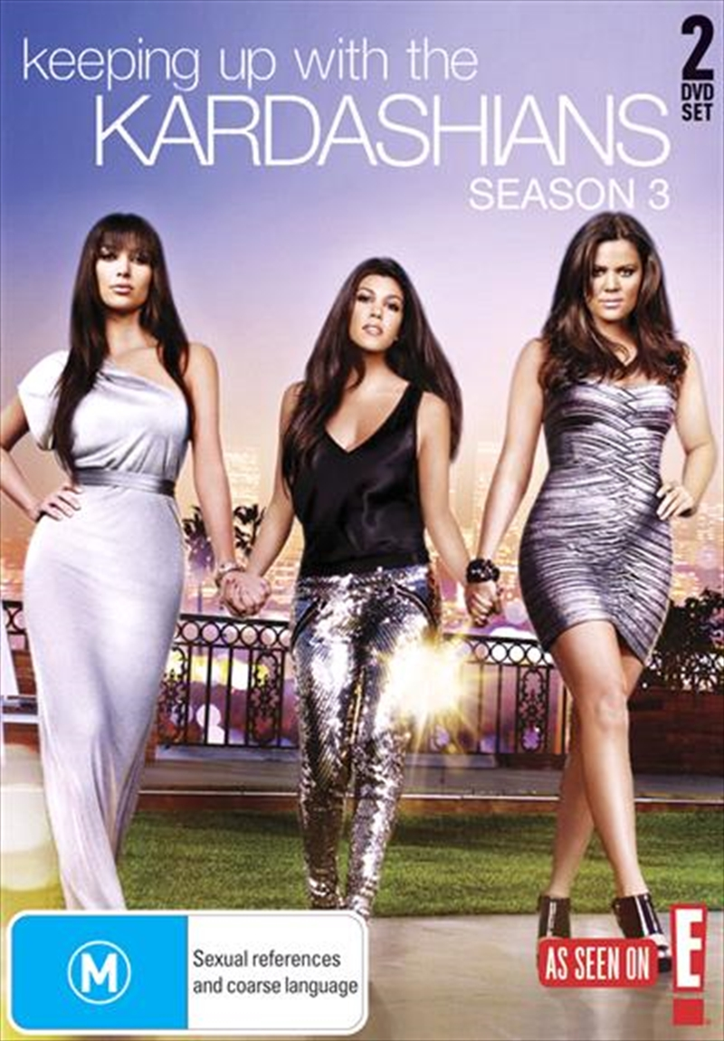 Keeping Up With The Kardashians - Season 03