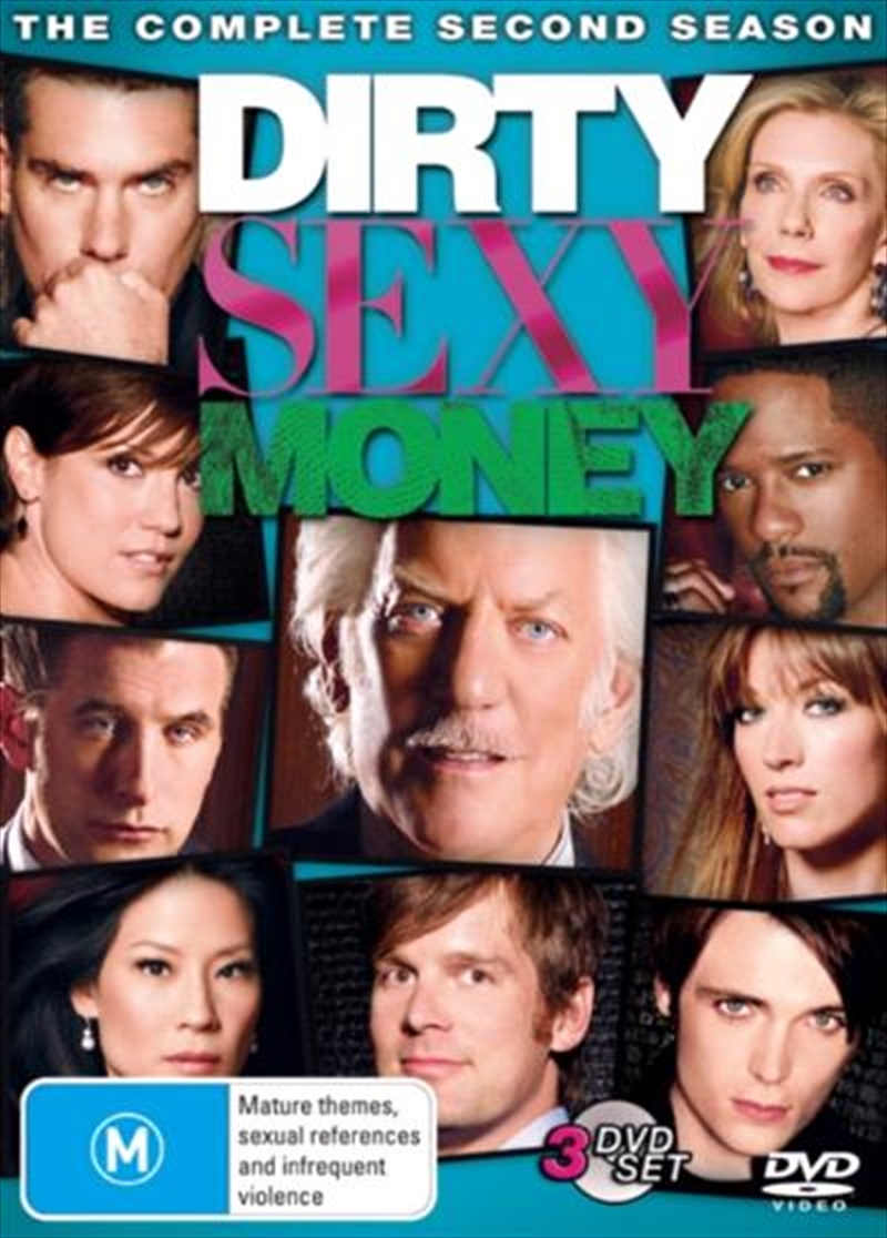 Dirty Sexy Money - The Complete Second Season | DVD