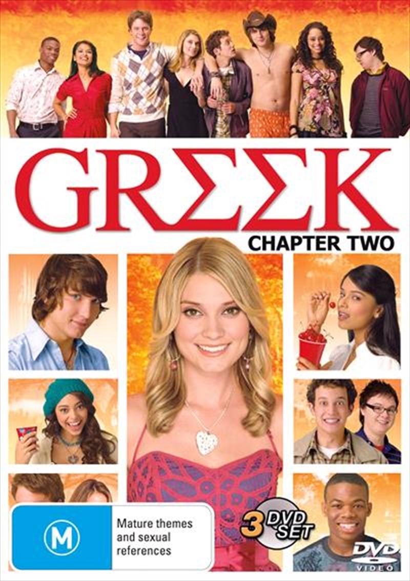 Greek - Chapter 2 | DVD