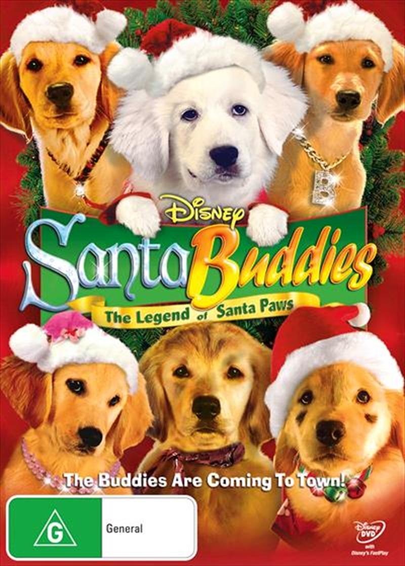 Santa Buddies | DVD