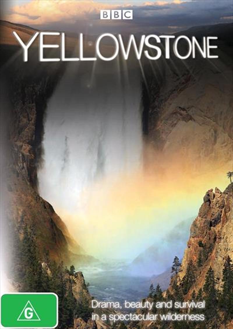 Yellowstone | DVD