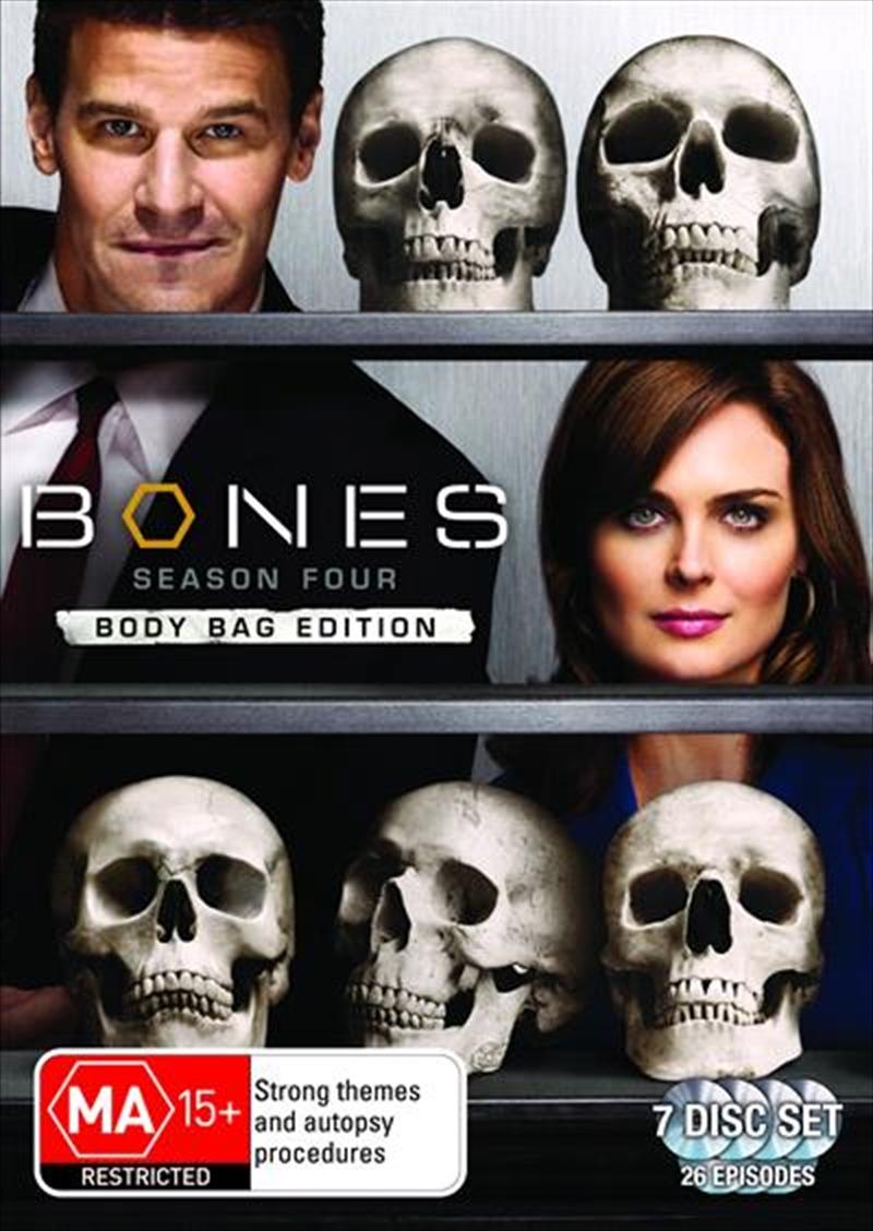 Bones - Season 04 | DVD