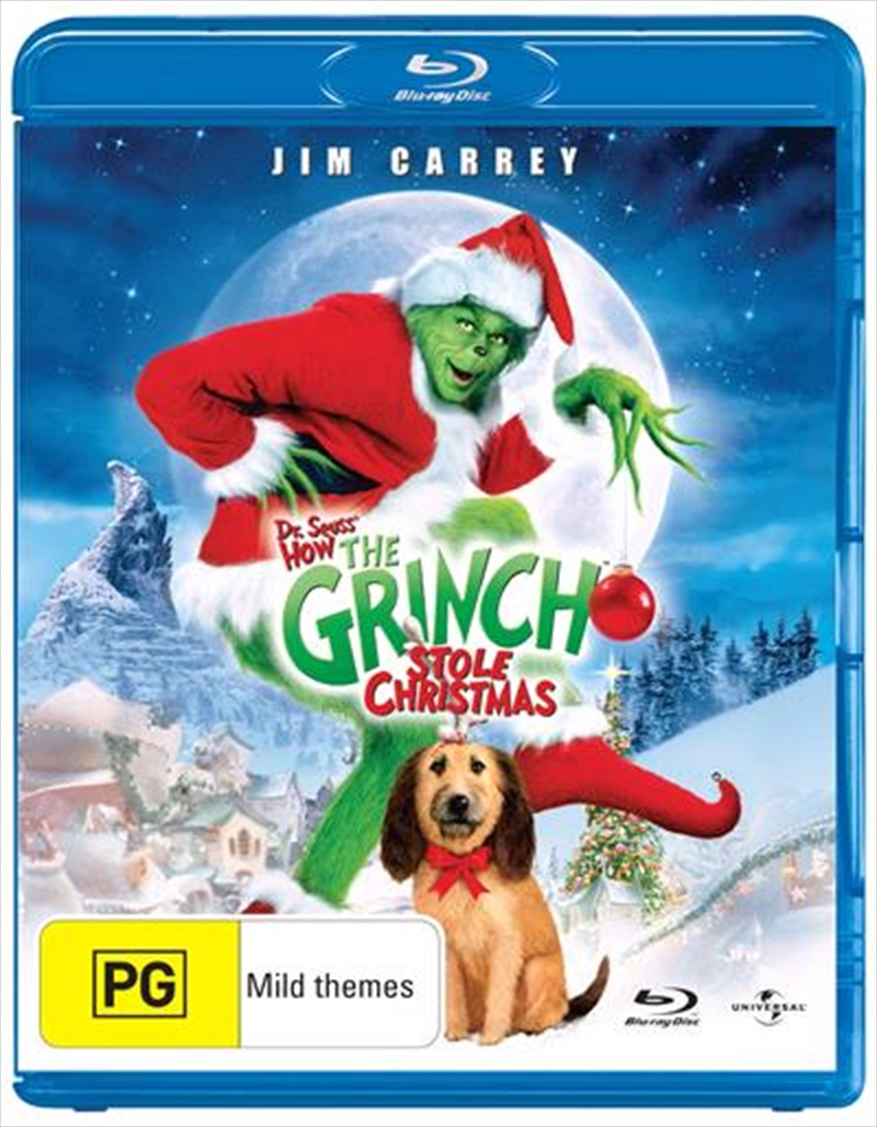 How the Grinch Stole Christmas | Blu-ray