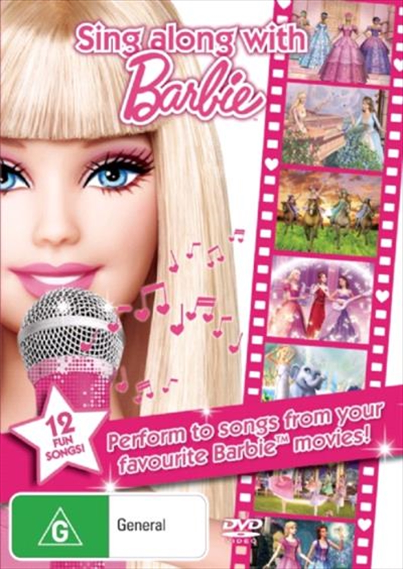 Sing Along With Barbie | DVD