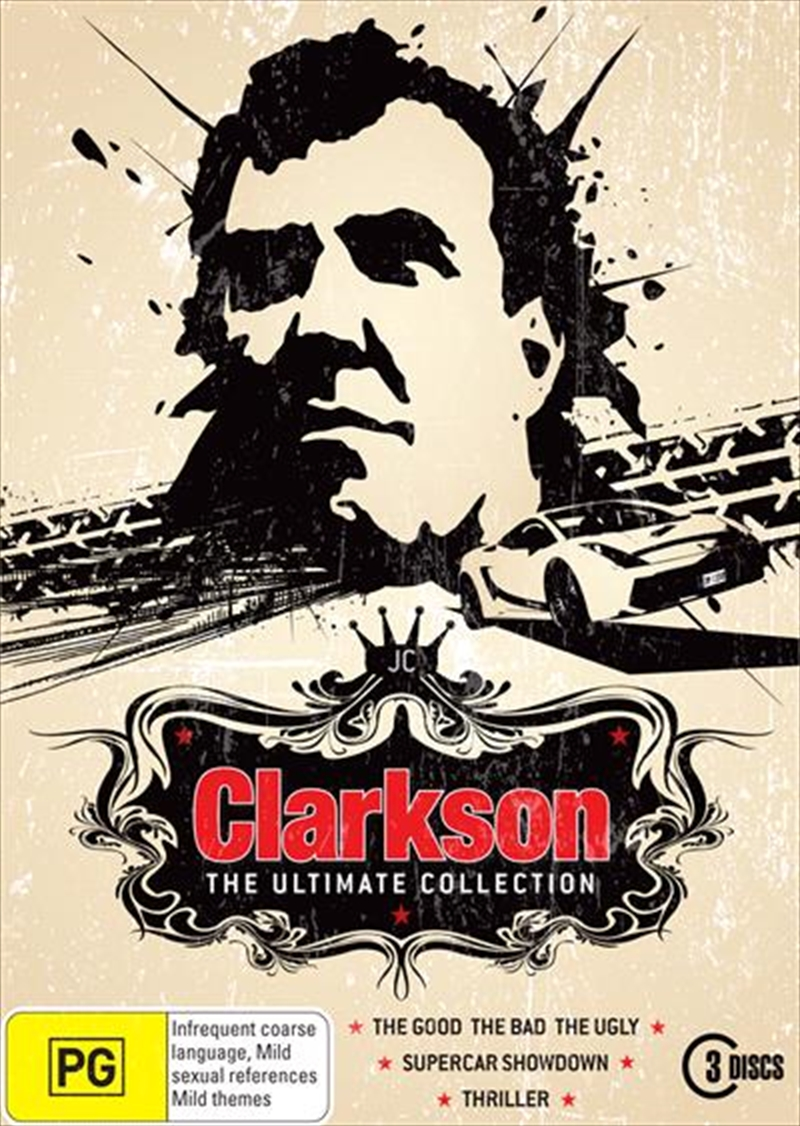 Clarkson: The UltimateCollection | DVD