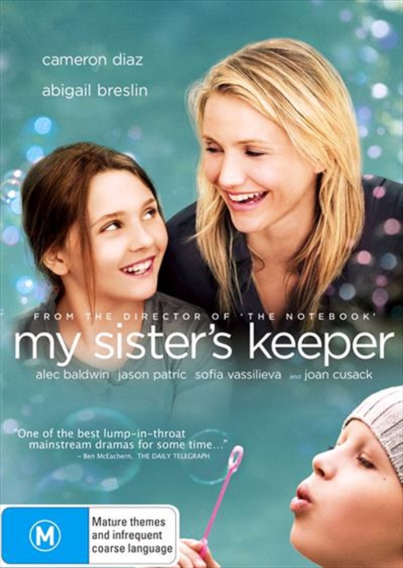My Sister's Keeper | DVD