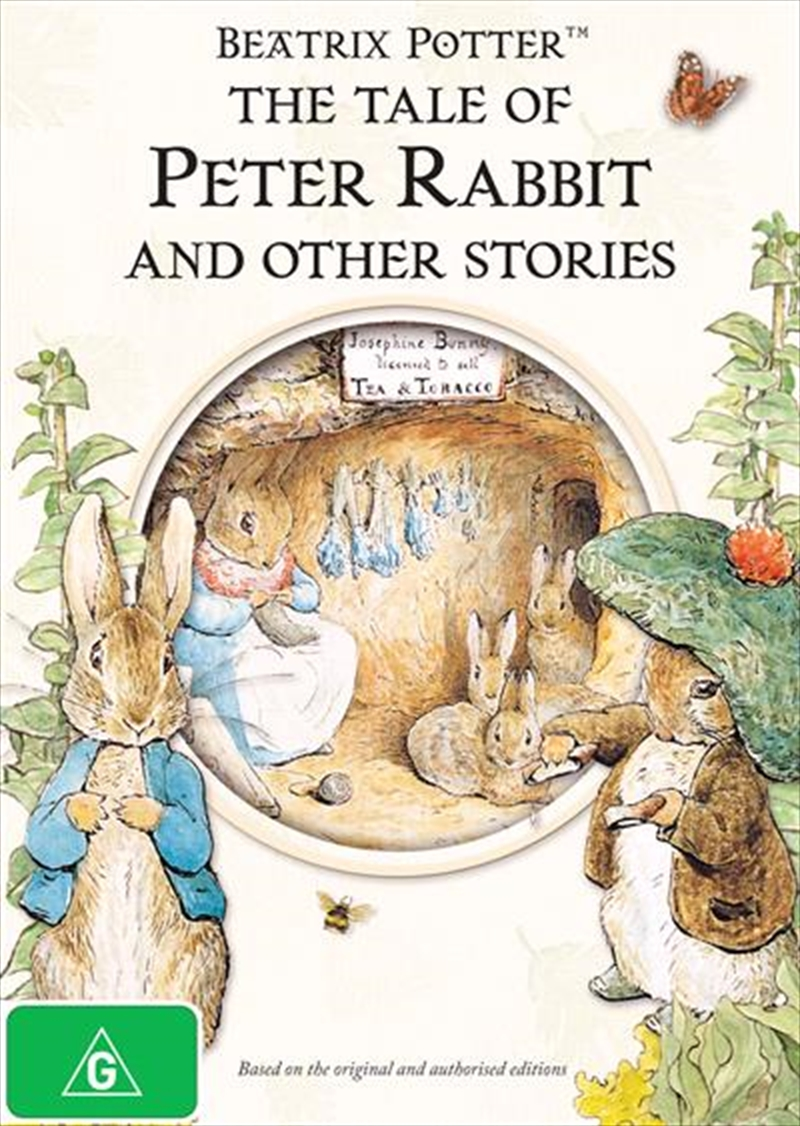 Beatrix Potter Collection Vol 1 The Tale Of Peter