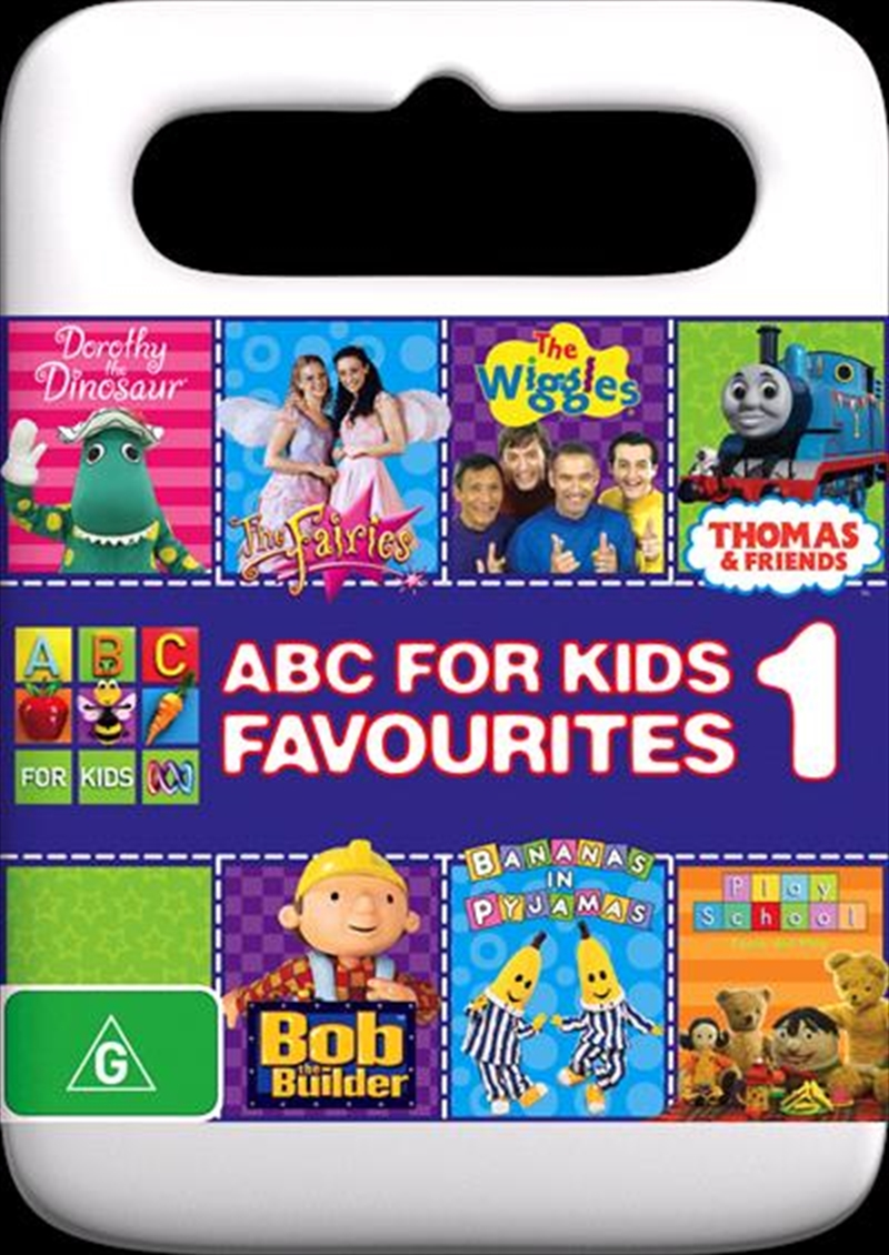 ABC For Kids - Favourites Vol 1 | DVD