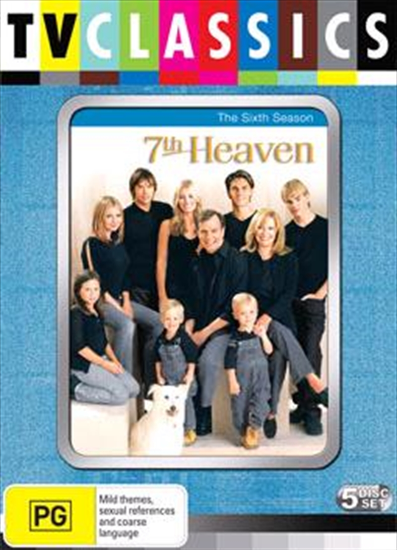 7th Heaven - Season 6 | DVD