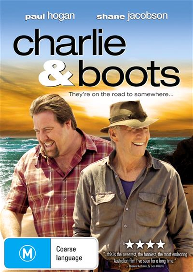 Charlie and Boots | DVD