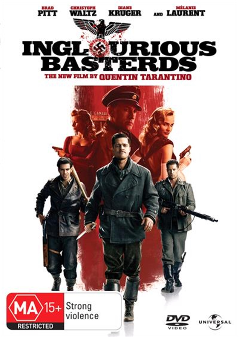 Inglourious Basterds | DVD