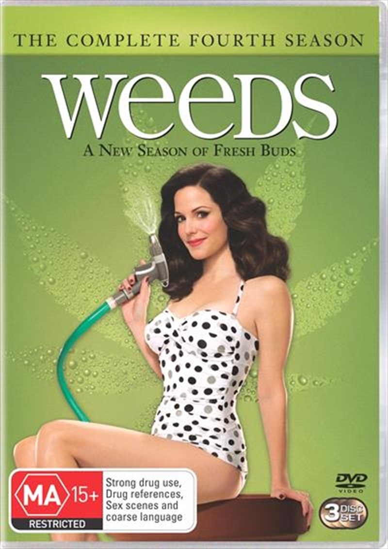 Weeds - Season 04 | DVD