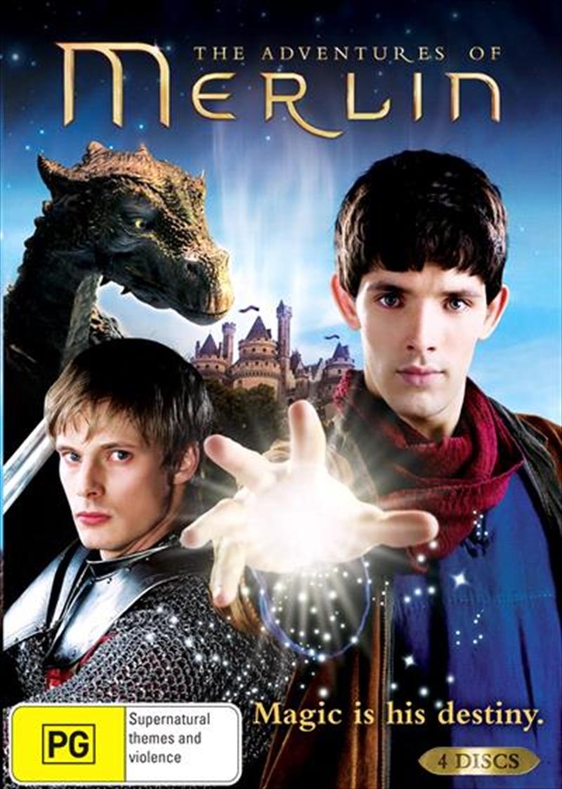 Adventures Of Merlin - Series 1, The | DVD