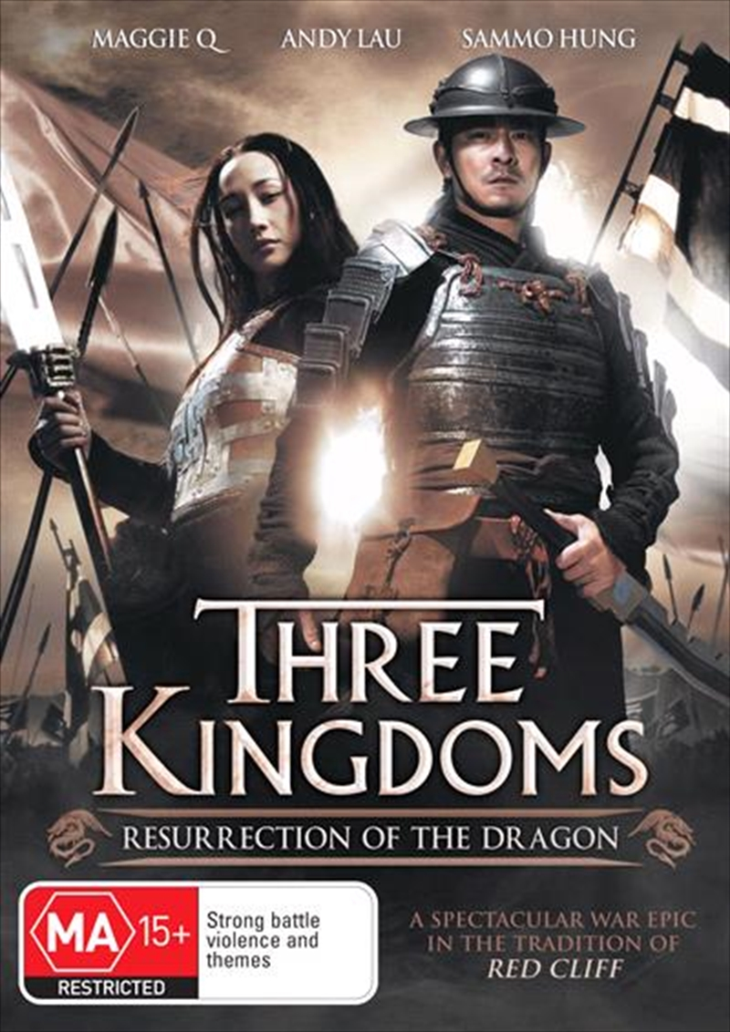 Three Kingdoms | DVD