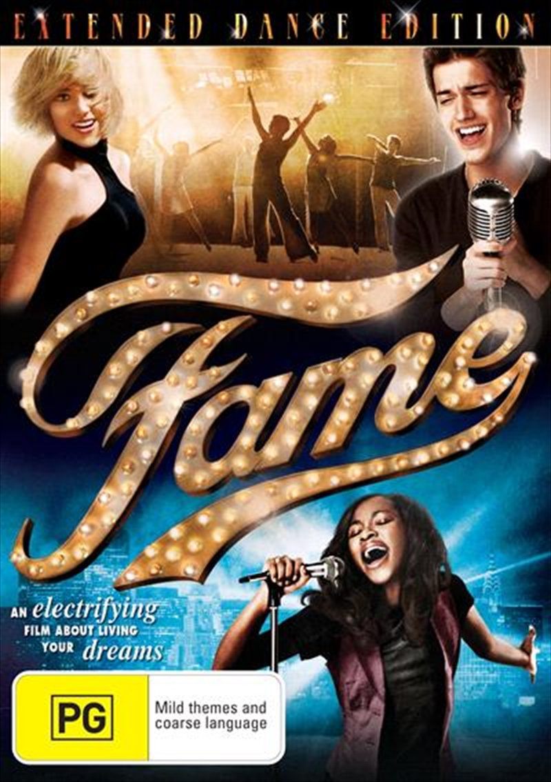 Fame - Extended Dance Version | DVD