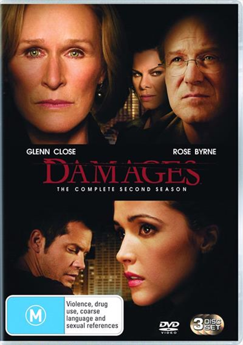 Damages - Complete Season 02 | DVD