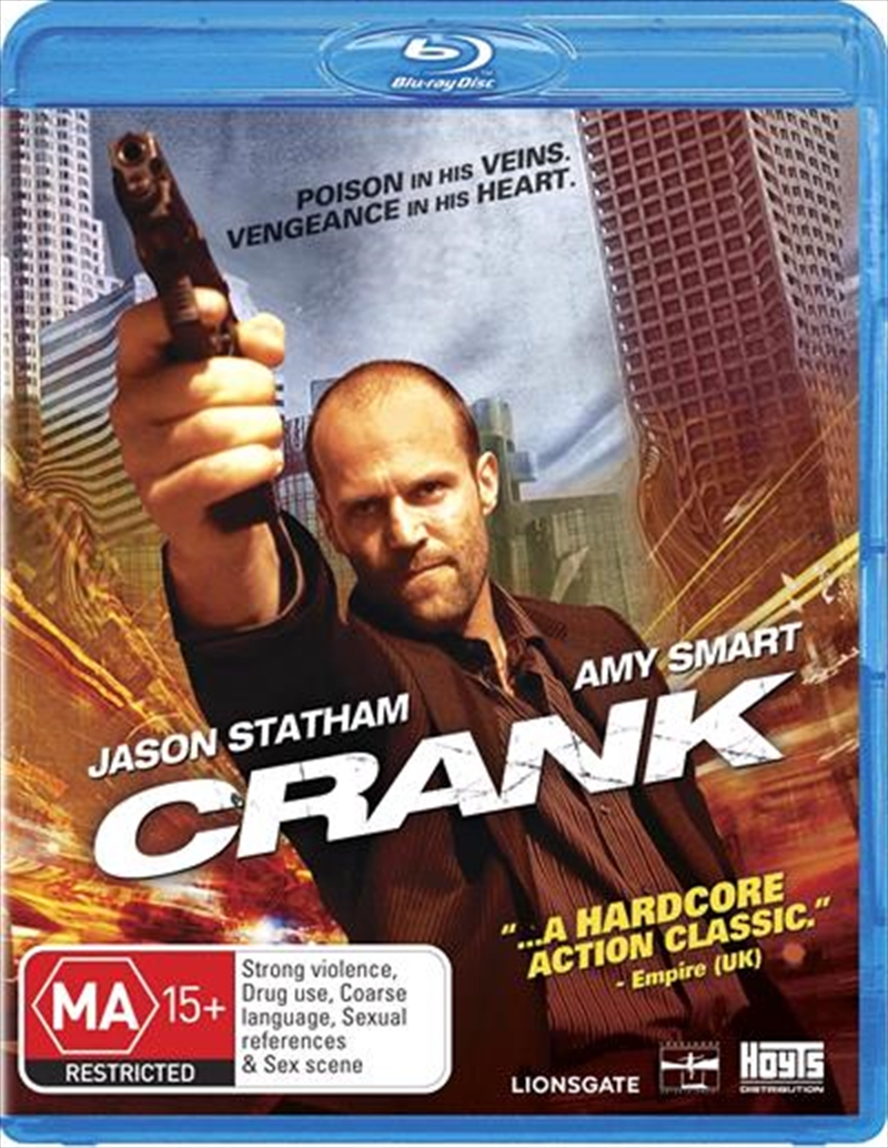Crank | Blu-ray