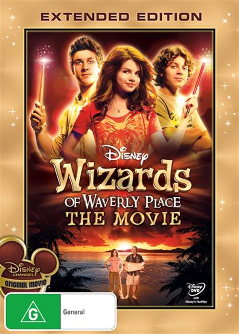 Wizards Of Waverly Place - The Movie | DVD