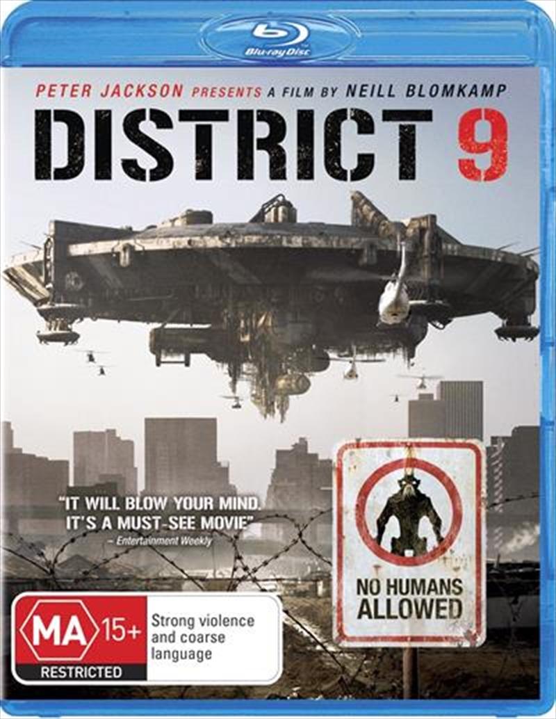 District 9 | Blu-ray