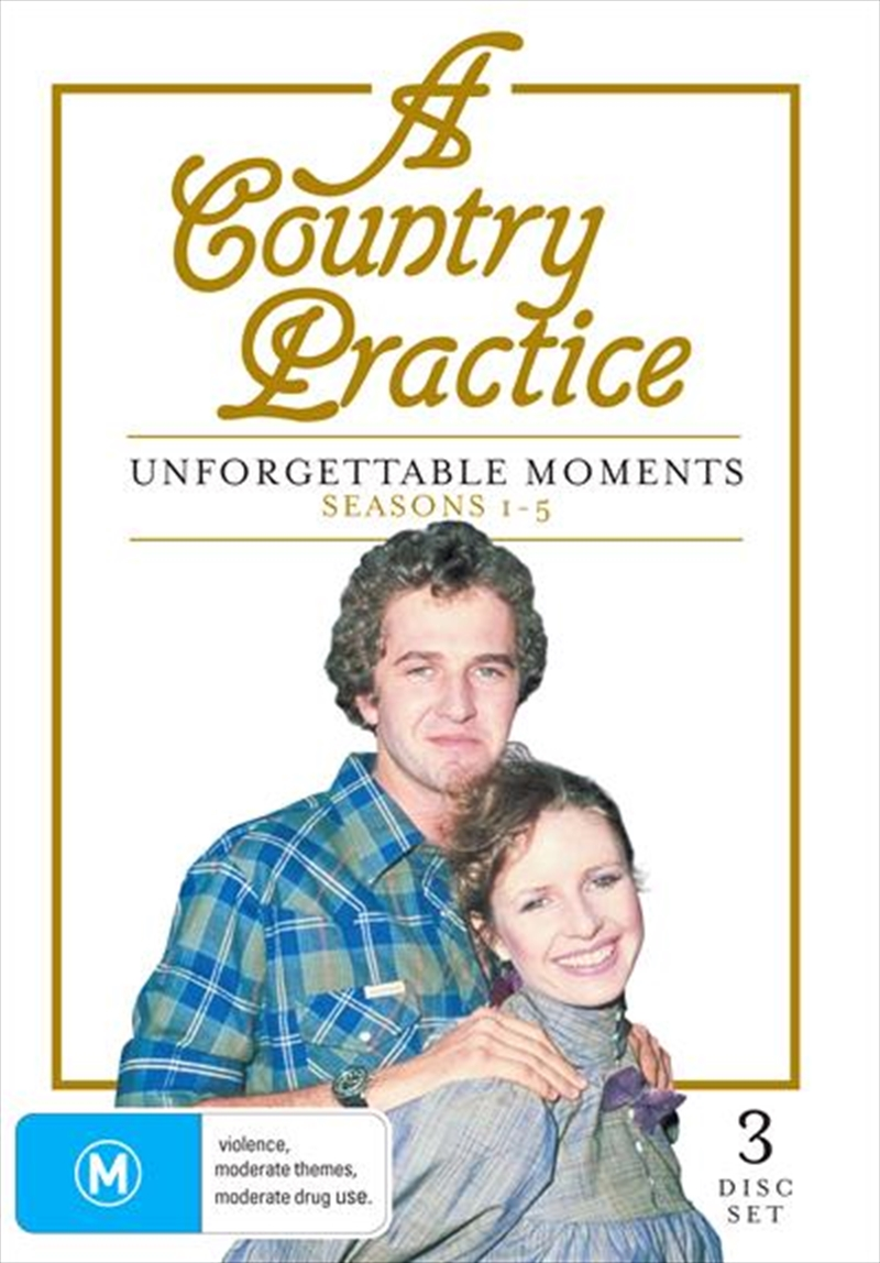 A Country Practice - Unforgettable Moments - Season 1-5 | DVD
