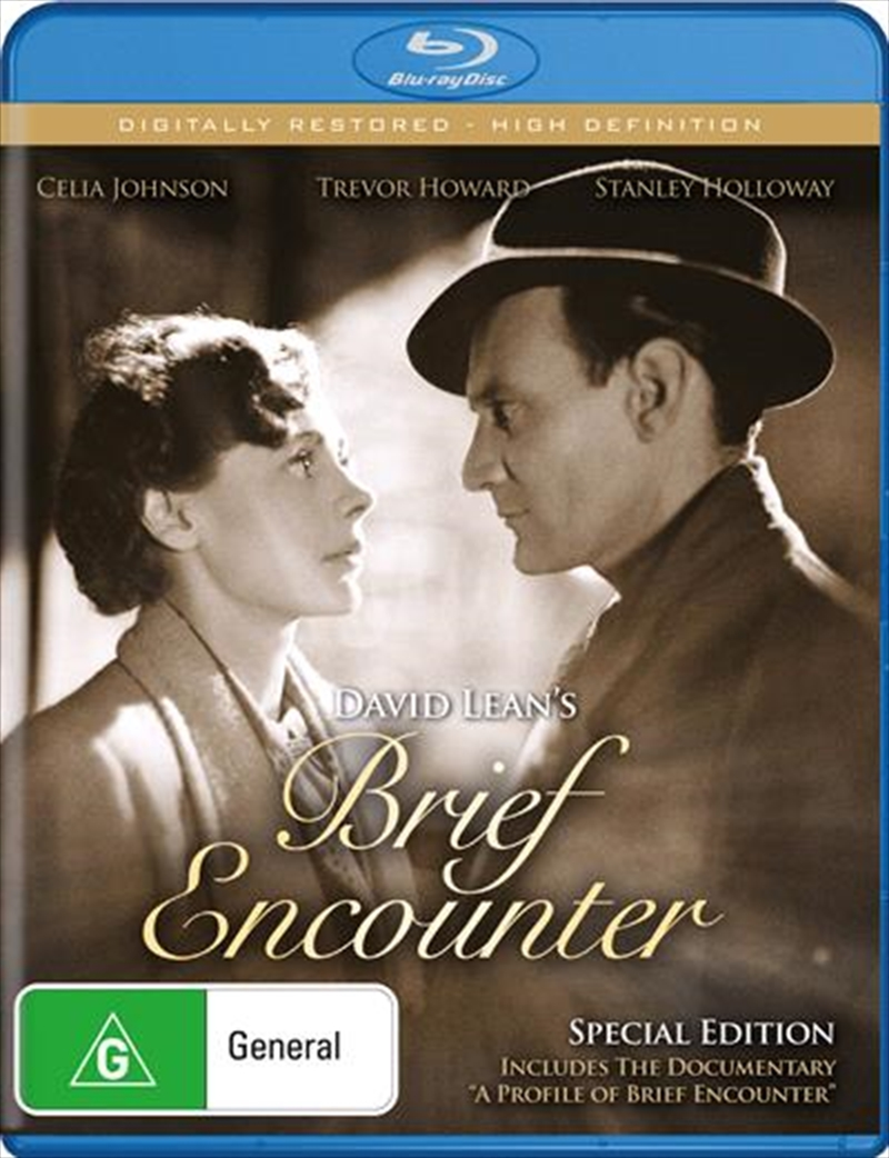 Brief Encounter | Blu-ray