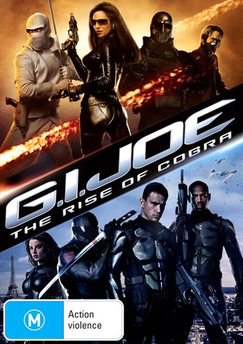 G.I. Joe - The Rise of Cobra | DVD