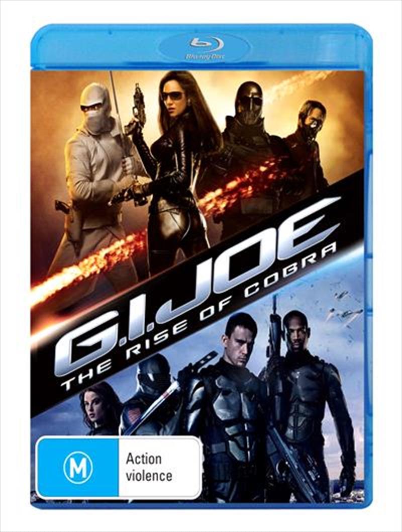 G.I. Joe - The Rise of Cobra | Blu-ray
