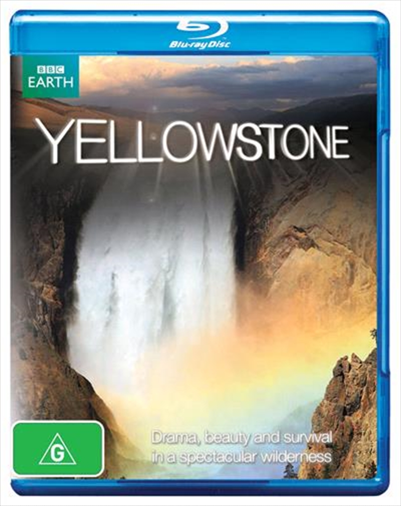 Yellowstone | Blu-ray