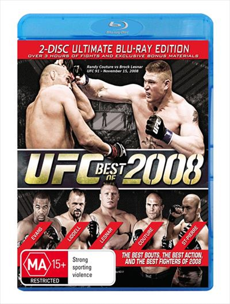 UFC - The Best of 2008
