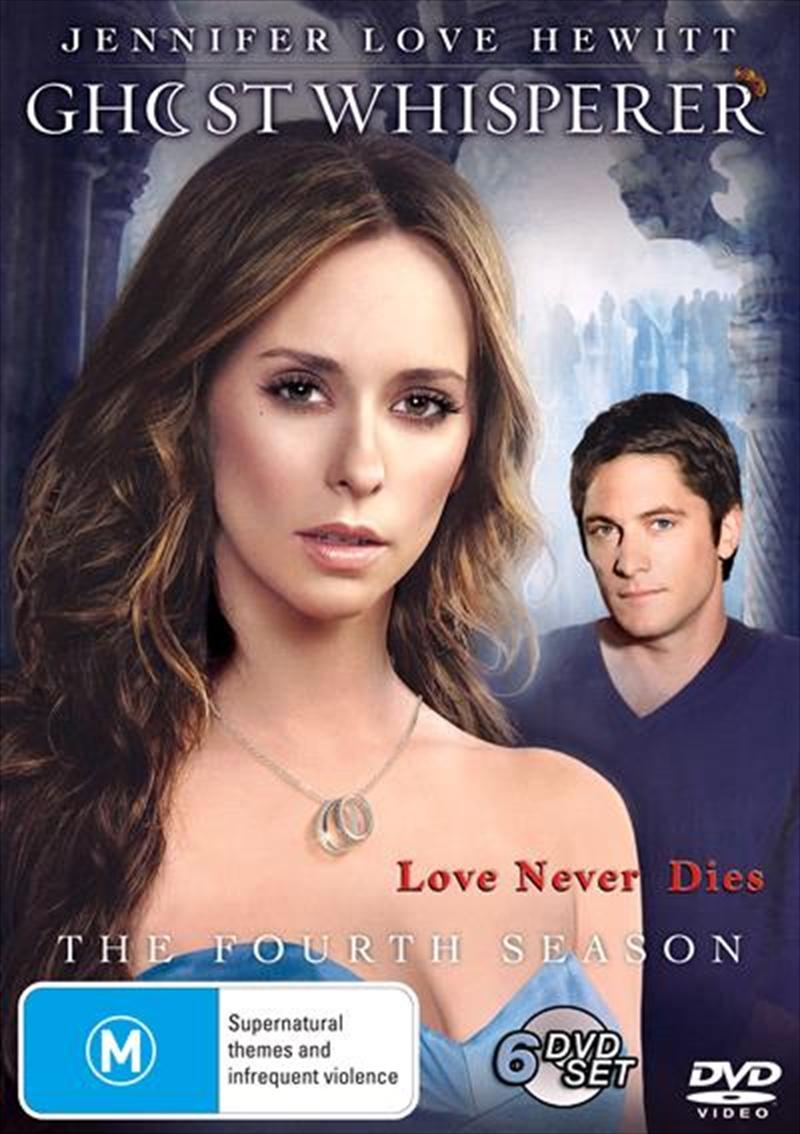 Ghost Whisperer - Season 4   DVD