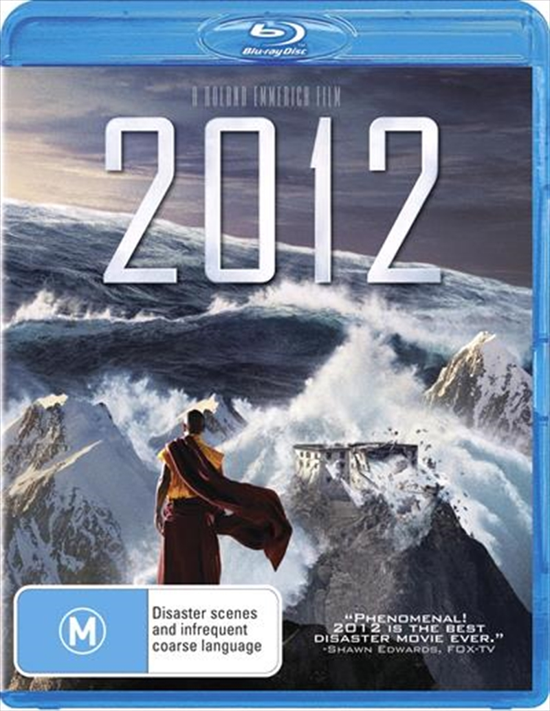 2012 - Special Edition | Blu-ray